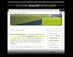 AcousticSoundBarrier.com