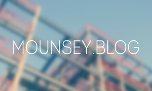 The Mounsey Web Consultancy Blog (photo)